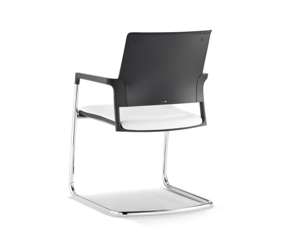 Mera visitor chair by Klöber | Visitors chairs / Side chairs