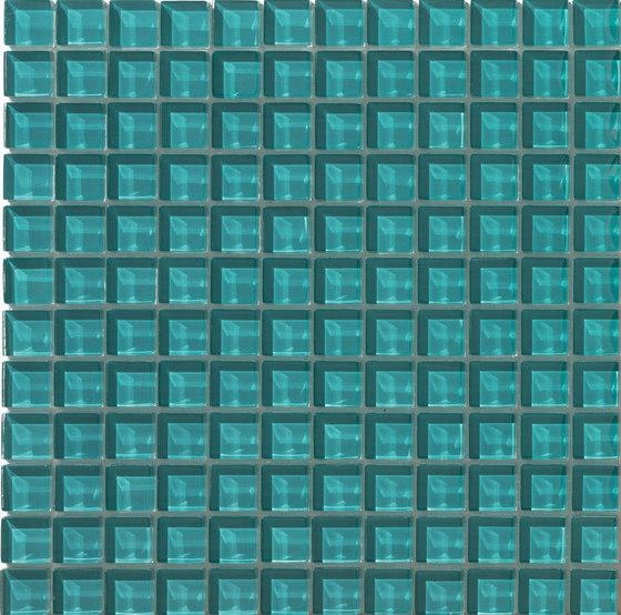 Divetro | Tormalina 23x23 de Mosaico+ | Mosaïques verre