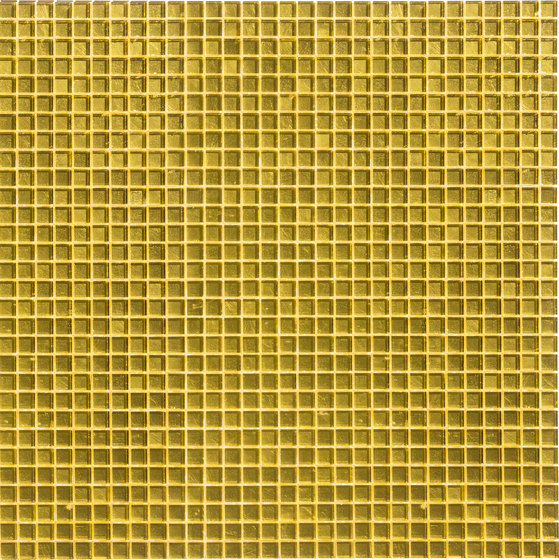 Doro | Oro Giallo Liscio de Mosaico+ | Mosaïques verre