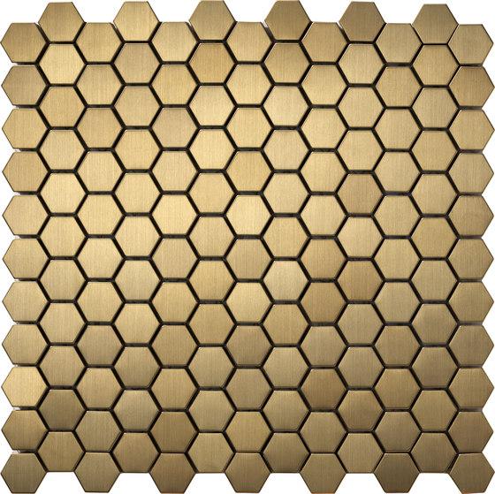 Èmetallo | Ottone E by Mosaico+ | Metal mosaics