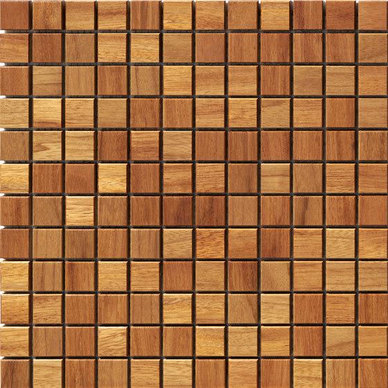Legno | Doussiè by Mosaico+ | Wood mosaics
