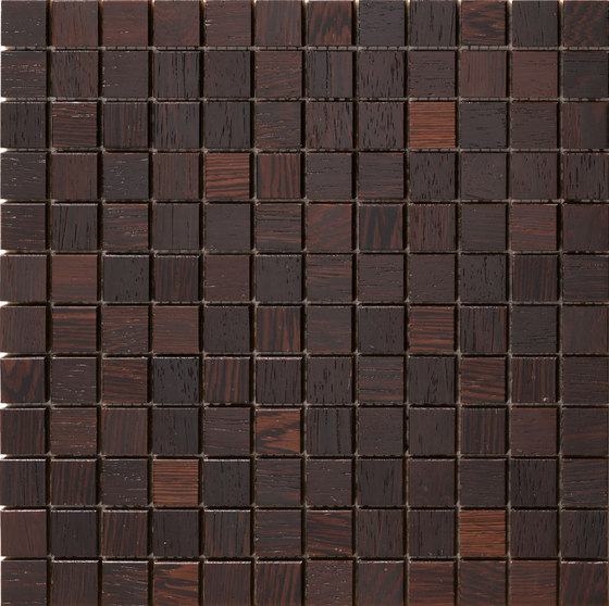 Legno | Wengè by Mosaico+ | Wood mosaics