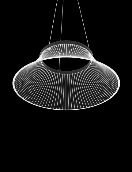 Plissé by martinelli luce | Suspended lights