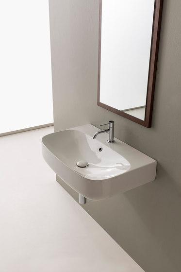 Moon | R H15 by Scarabeo Ceramiche | Wash basins