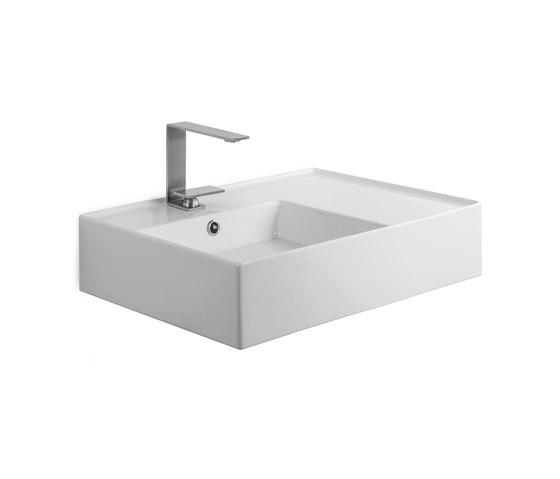 Teorema 2.0   60 by Scarabeo Ceramiche   Wash basins