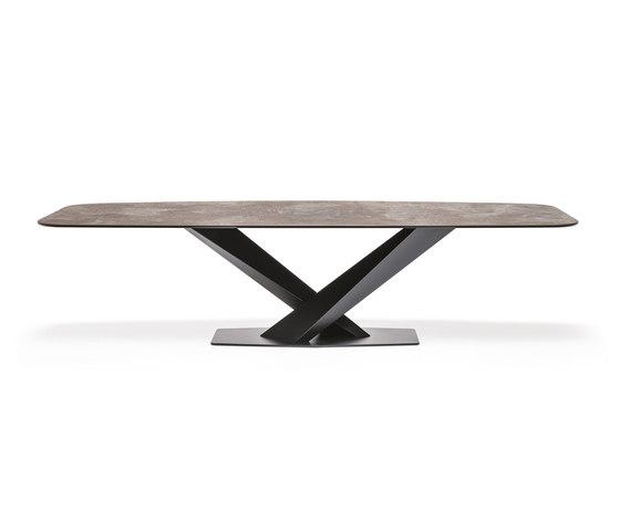 Stratos Keramik by Cattelan Italia | Dining tables