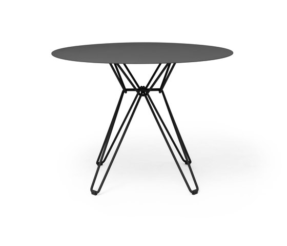Tio Dining Table D100 by Massproductions | Canteen tables