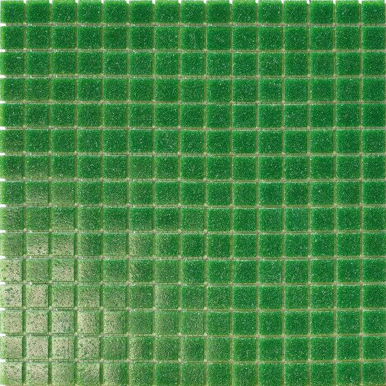 Tanticolori | Verde M. 20x20 de Mosaico+ | Mosaicos de vidrio