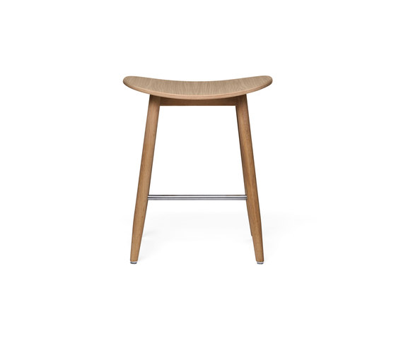 Icha Stool de Massproductions | Taburetes