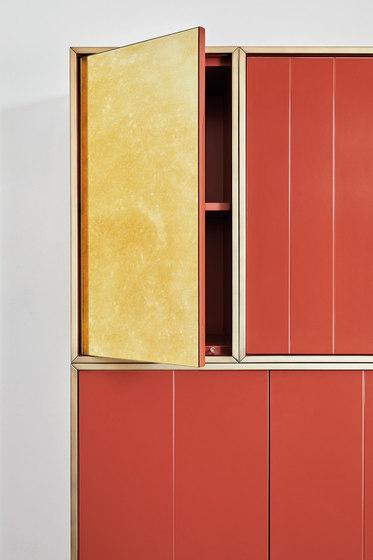Wolfang Wall unit by Meridiani | Sideboards
