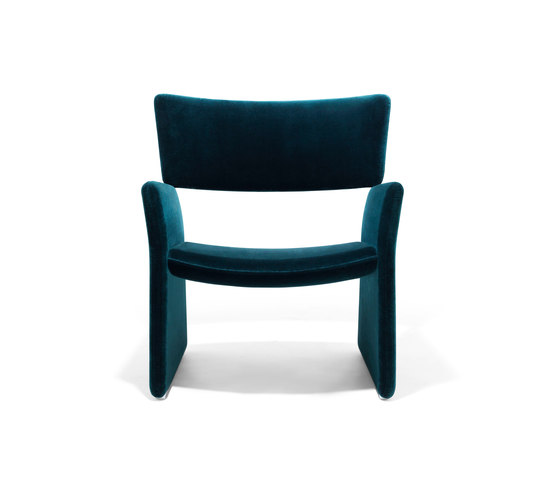 Crown Easy Chair de Massproductions | Fauteuils d'attente