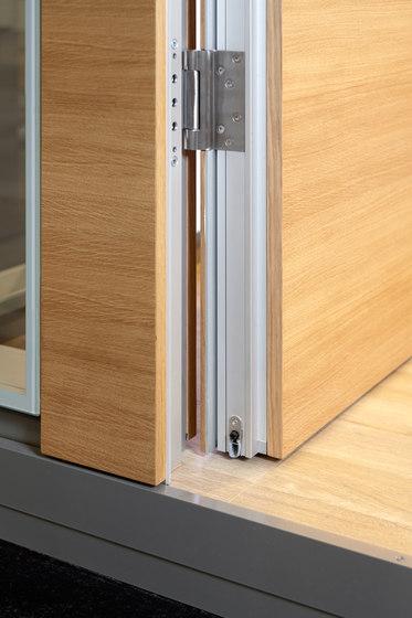 fecotür wood H85 by Feco | Internal doors