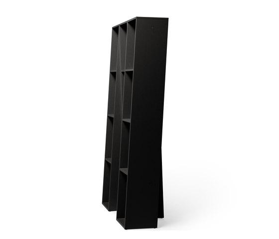 Endless Book Shelf de Massproductions   Étagères