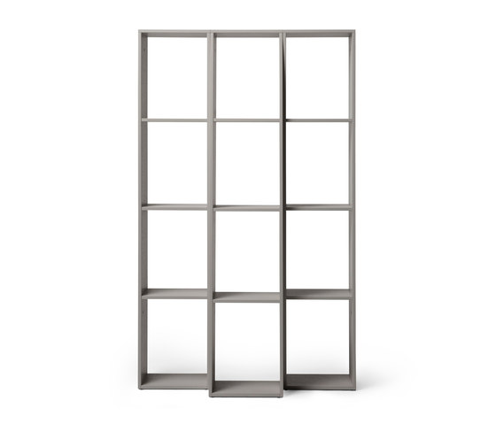 Endless Book Shelf de Massproductions | Systèmes d'étagères