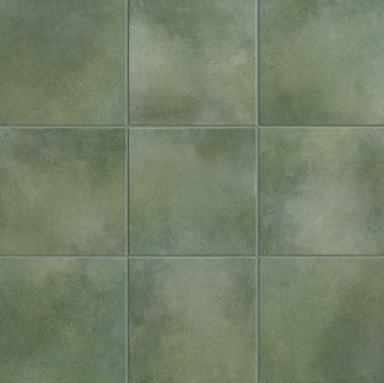Color Blox Mosaics Mr. Green Jeans by Crossville | Ceramic mosaics