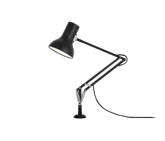 Type 75™  Mini with Desk Insert by Anglepoise | Table lights