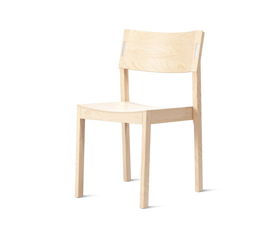 Decibel Birch S-005 de Skandiform | Chaises