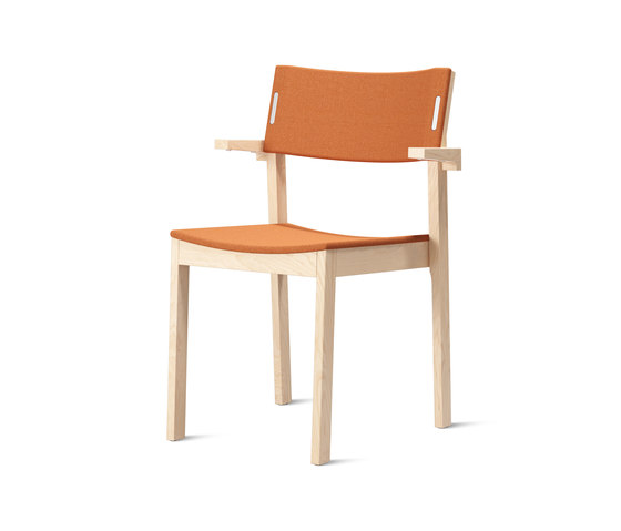Decibel Birch S-027 de Skandiform | Chaises