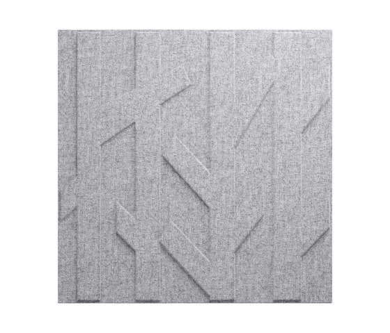 Deep Forest Grey T-440S by Skandiform | Sound absorbing wall systems