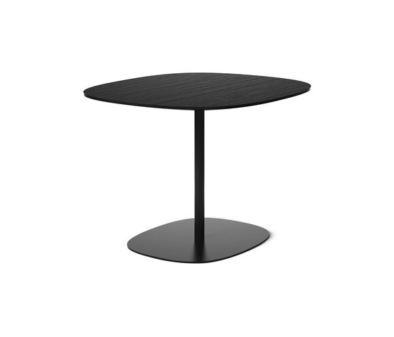 Matsumoto HB-737 Black by Skandiform | Cafeteria tables