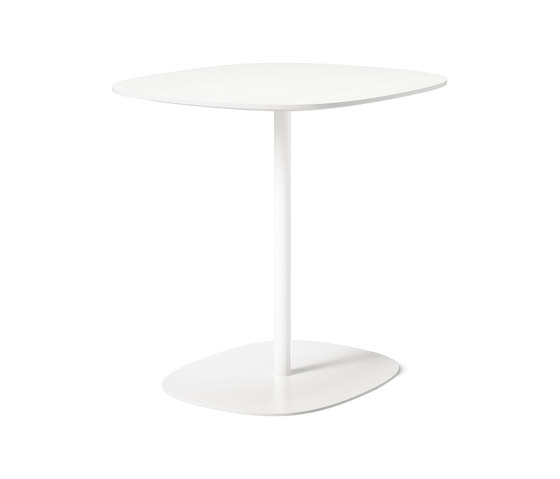 Matsumoto HB-936 White by Skandiform | Cafeteria tables