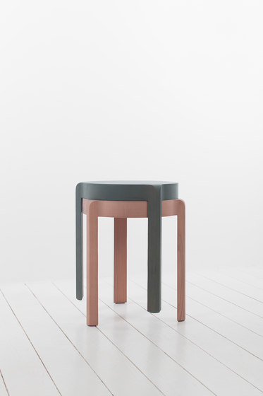 Add Stool by STATTMANN NEUE MOEBEL | Poufs