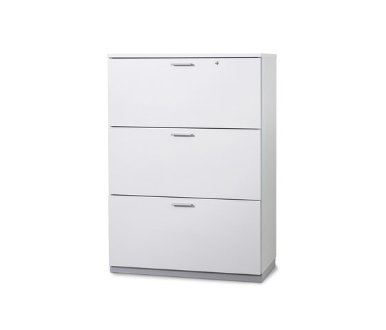 float fx | suspension file cabinet by Wiesner-Hager | Cabinets