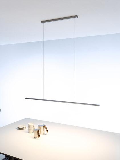 Pendant light 40x10 | GERA light system 6 de GERA | Éclairage général