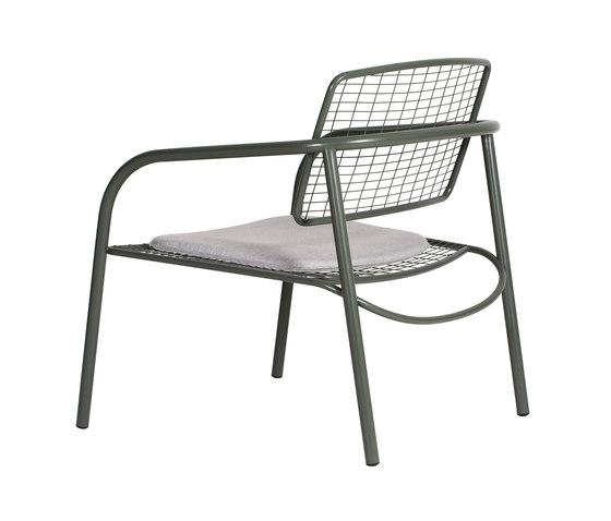 Eija Metal von ASPLUND | Stühle