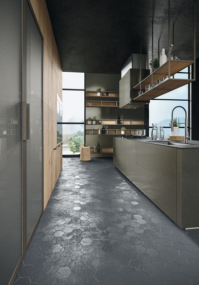 Opera | rovere by Snaidero USA | Fitted kitchens
