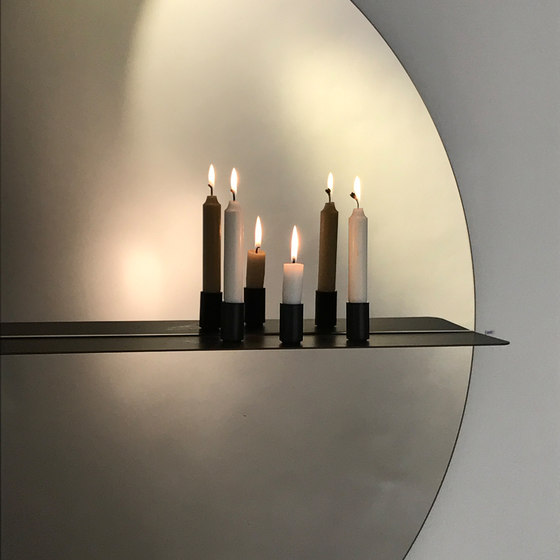 Otto candle holder de ASPLUND | Bougeoirs