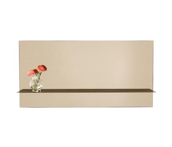Otto Mirror rectangular by ASPLUND | Mirrors