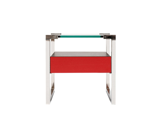 Pioneer T53L Side table de Ghyczy | Tables de chevet