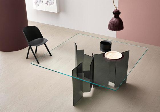 Metropolis von Tonelli | Dining tables