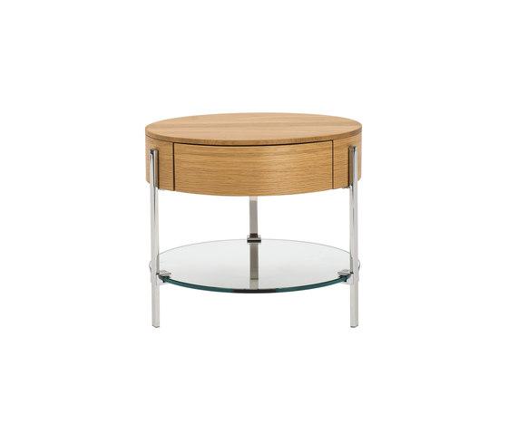 Pioneer T79L Side table di Ghyczy | Tavolini alti