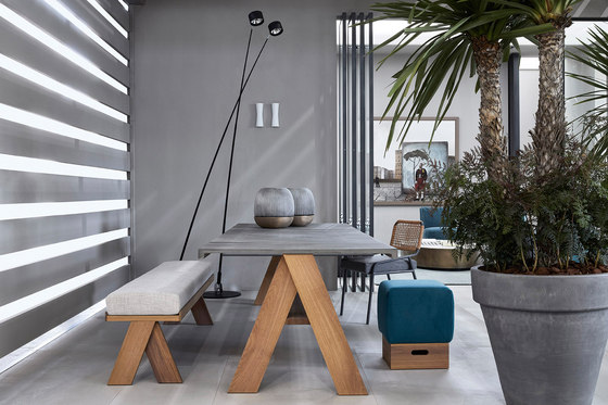 Blend Joi Bench by Meridiani | Benches