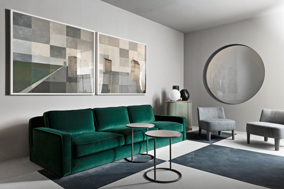 Hector Sofa by Meridiani | Sofas