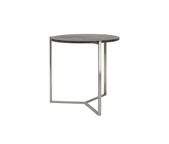 Pivot T82 Granite Side table by Ghyczy | Side tables