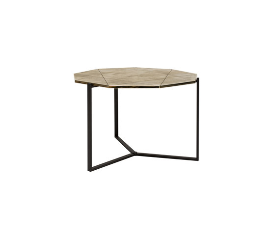 Pivot T82 Limited 9 hook Side table de Ghyczy | Mesas auxiliares