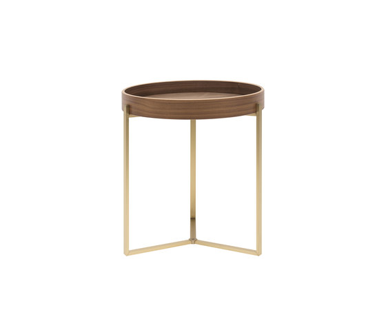 Pivot T82 Tray Side table di Ghyczy | Side tables