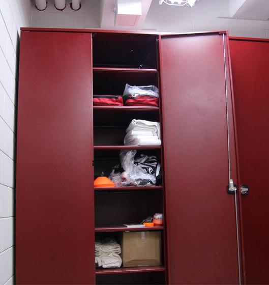 Aurora Quik-Lok Locking Cabinet di Aurora Storage | Armadi