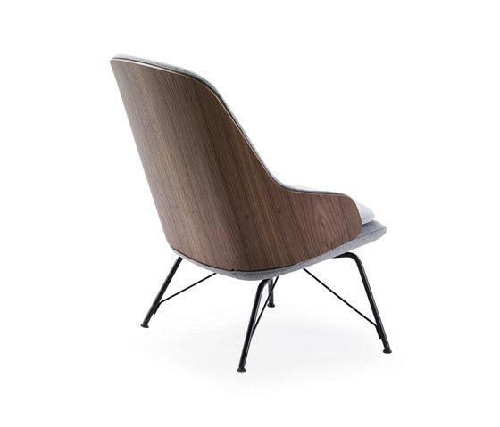 Judy | 890 by Zanotta | Lounge chairs