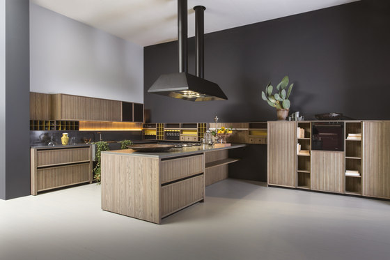 Lignum by Comprex | Fitted kitchens