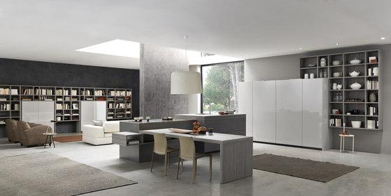 Segno island by Comprex   Island kitchens