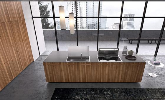 Sintesi.30 island by Comprex | Island kitchens