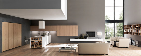 Sintesi by Comprex | Fitted kitchens