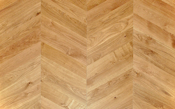 FLOORs Selection Chevron Oak by Admonter Holzindustrie AG | Wood flooring