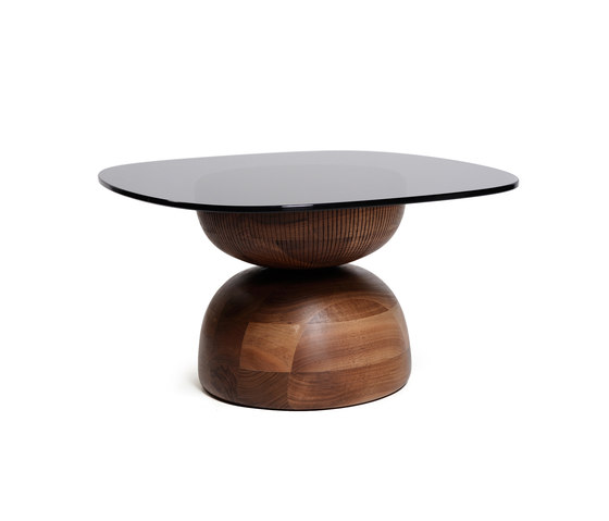 Nera Table (low) by Zanat | Side tables