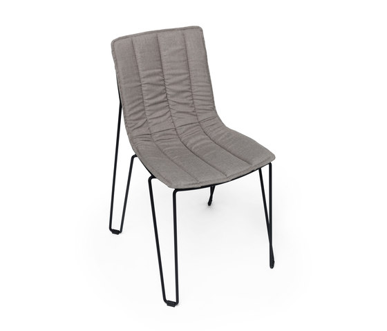 Tio Chair Seat Cover by Massproductions   Seat cushions