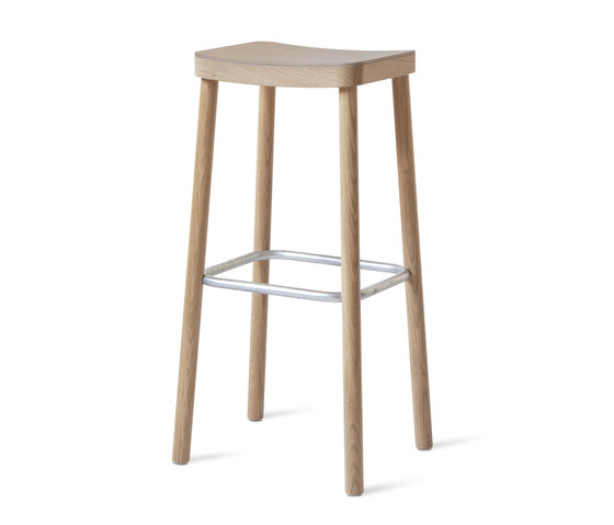 Hoop stool by Balzar Beskow | Bar stools